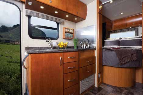 Sprinter Motorhome by LTV