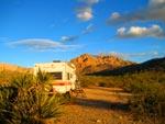 Newberry Mountains Campsite