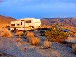 Borrego Springs Campsite