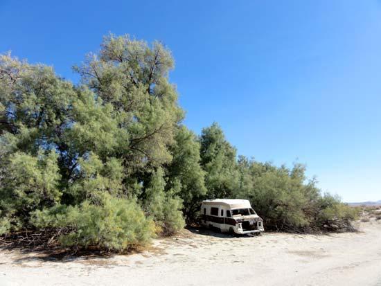 Anza Borrego Desert Motorhome