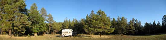 Arizona RV parks near Flagstaff