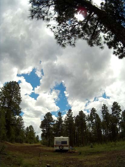 California Rv Show >> Pinetop Lakeside Camping