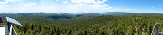 Colcord Mountain Lookout