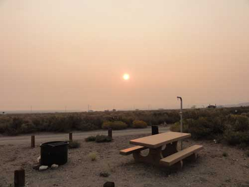 Crowley Lake Campground