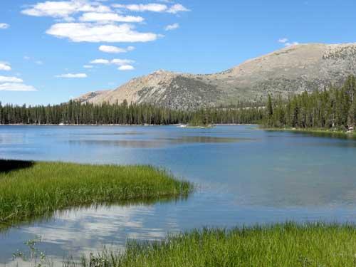 Davis Lake, California