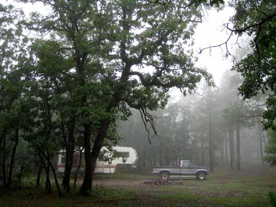 Dispersed Camping in Northern Arizona