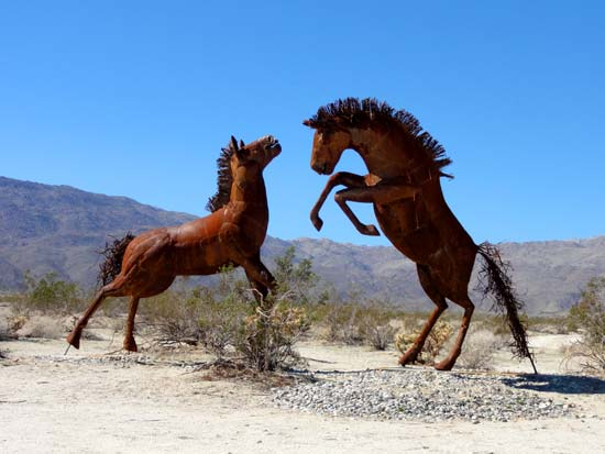 Extinct Horses