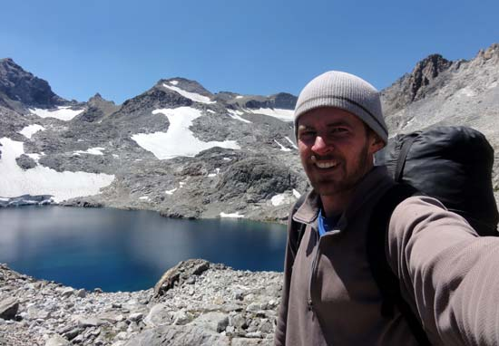 Backpacking Marie Lakes
