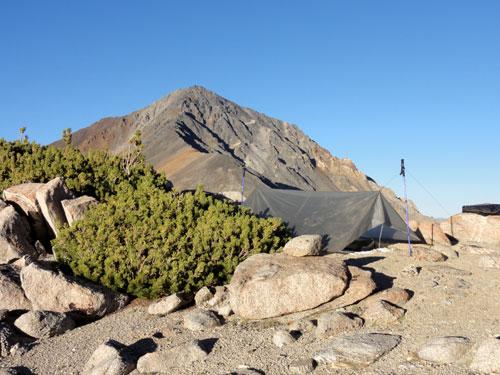 Mount Tom Campsite
