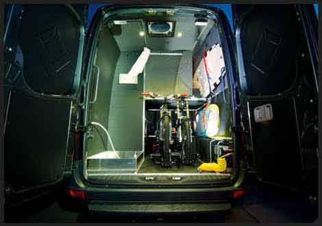 The Sprinter Camper Van A Review Of Class B Mercedes Benz