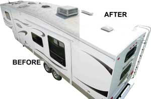 how to fix your camper roof