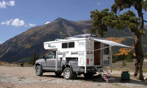 Small Truck Camper