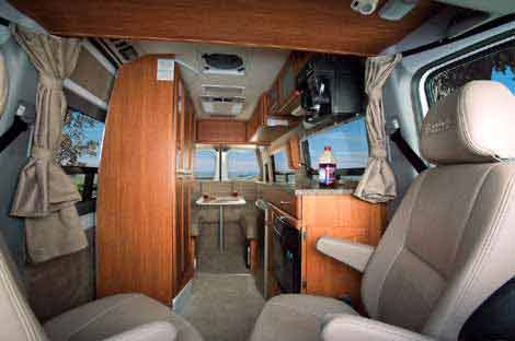 Sprinter Conversions Turning A Mercedes Sprinter Van Into The