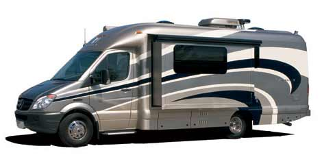 Coach House Sprinter Motorhome