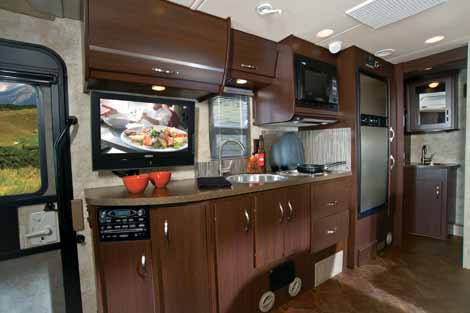 Winnebago View Sprinter motorhome