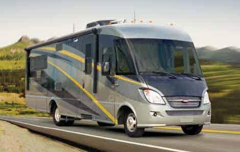 Sprinter RV - Via Class A Motorhome