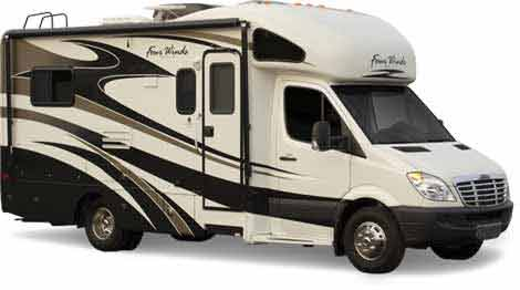 Sprinter RV Mini-Motorhome by Thor Motor Coach