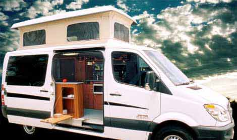 Sprinter RV, The Camper Van From Heaven