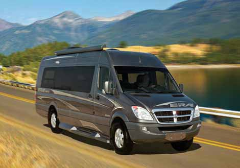 Mercedes Rv Van >> Sprinter Rv The Camper Van From Heaven