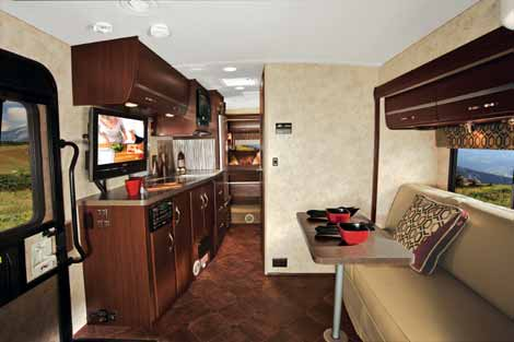 View Profile Sprinter motorhome