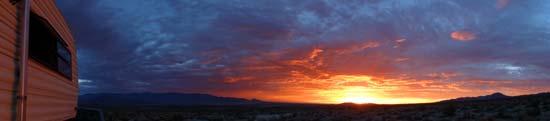 Borrego Springs Sunrise