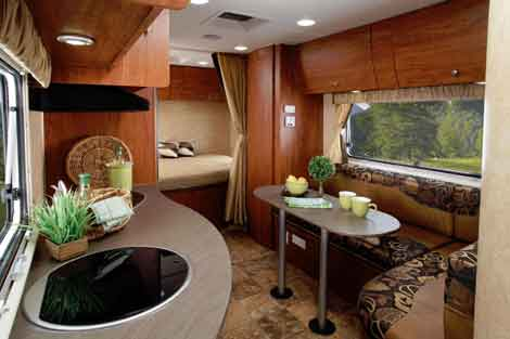 Ultra Lite Travel Trailers Guide To Light Weight Rving