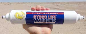 Water filter for my RV