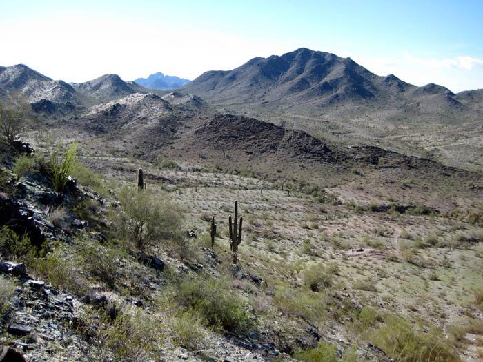 Nearby Webb Mountain