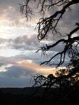 Picture of Storm Clouds During Arizona Monsoon Season near Flagstaff, Arizona