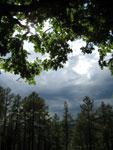 Picture of Arizona Monsoon Season Near Flagstaff, Arizona