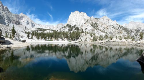 Lone Pine Lake