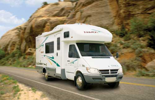 Small Motorhome