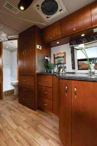 Serenity Sprinter motorhome by Leisure Travel Vans