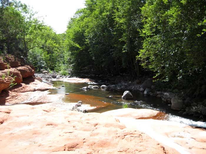 Wet Beaver Creek in Wet Beaver Wilderness Area