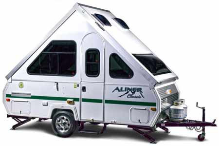 A-Frame Camper