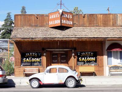 Jake's Saloon in Lone Pine