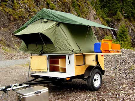 Lightweight Pop-Up C&er & Popup Campers: Choose Your Type Choose Your Adventure