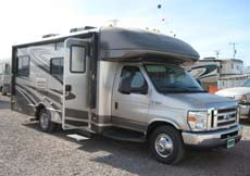 NADA RV values for mini-motorhomes
