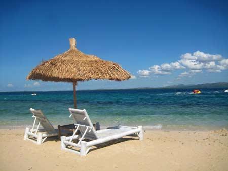 RV jobs at a beach resort