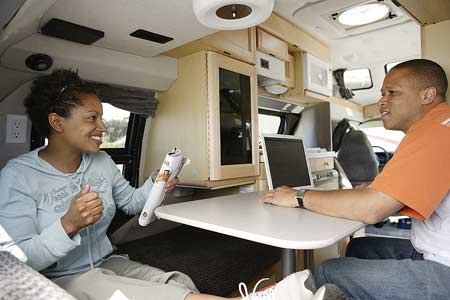 RV jobs - self-employment