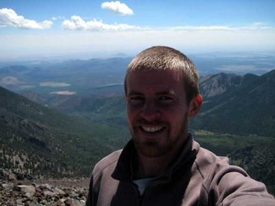 On Humphreys Peak, The Highest Point in Arizona
