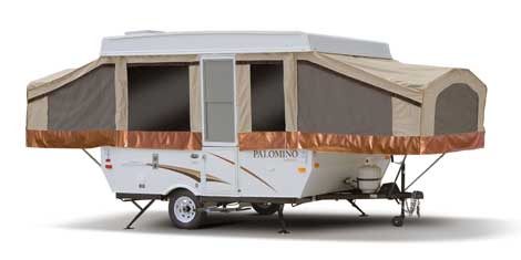 Small RV - Pop-Up Camper by Palomino