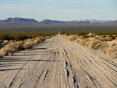 Turtle Mountain Road