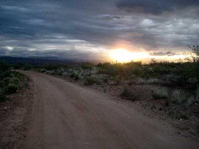 Sunrise over the Verde Valley
