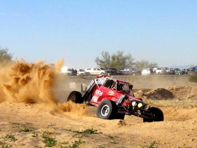 Parker 425 Off-Road Race