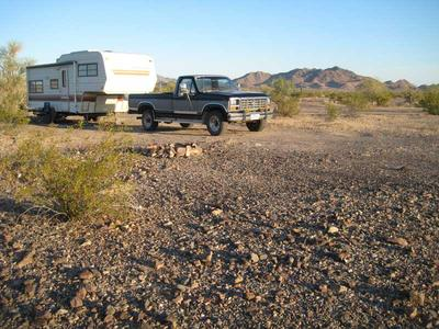 Plenty of room for RV camping on this LTVA