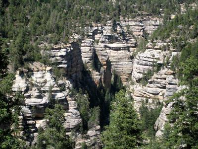 Pumphouse Wash displaying beautiful Coconino Sandstone