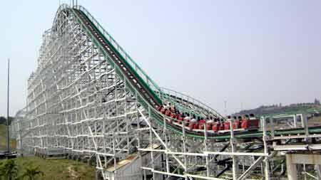 RV jobs at an amusement park