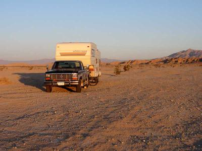 RV Camping in Salton City