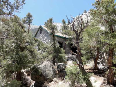 Ashrama, The Stone House